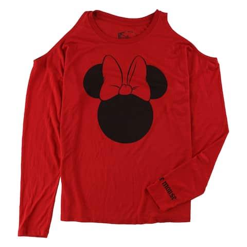 Disney Womens Minnie Graphic T-Shirt