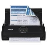 Brother RZ1415B Brother ADS1000W Compact Color Desktop Scanner with Duplex and Wireless Networking