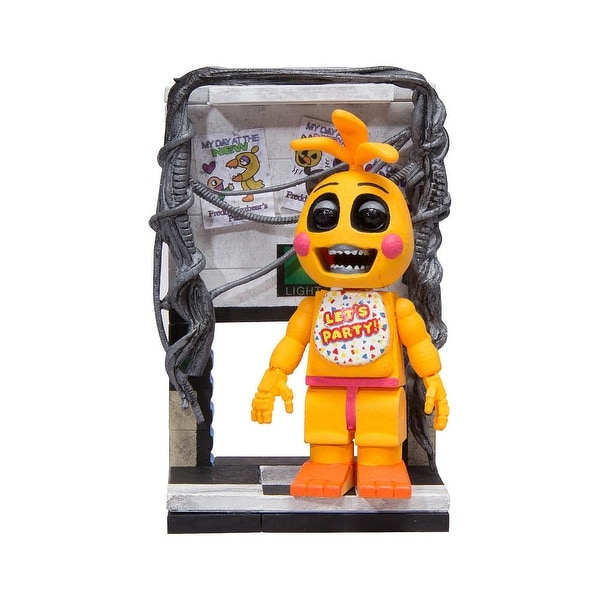 Five Nights At Freddy's Construction Set Right Air Vent Micro Set - Multi