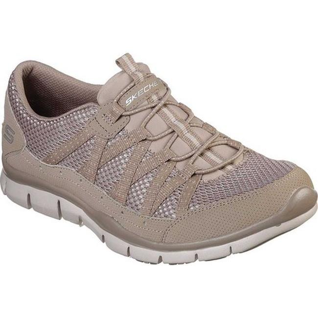 Skechers Women's Gratis Strolling Sneaker Taupe