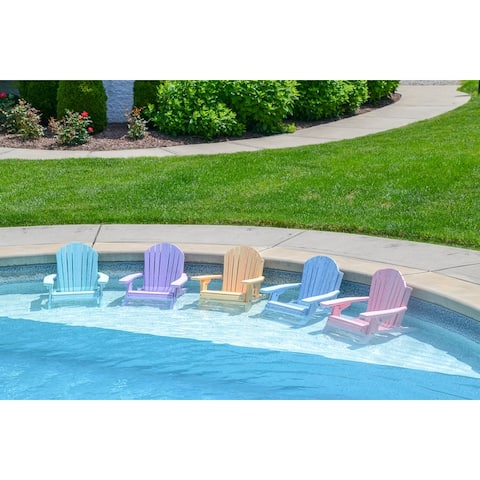 Outdoor Toddler Adirondack Chair