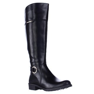 A35 Jadah Riding Boots, Black