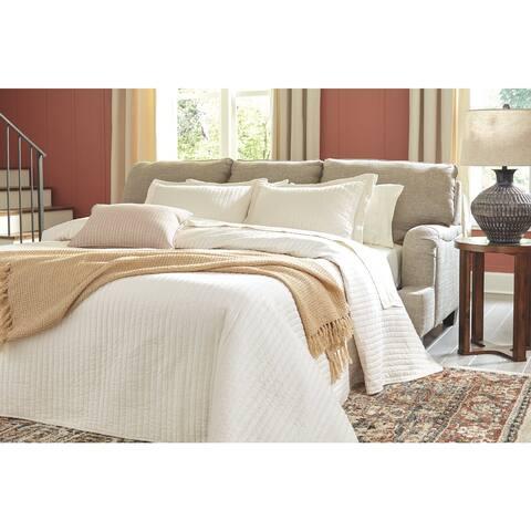 Copper Grove Ojeda Wheat Sofa (Queen Sleeper)