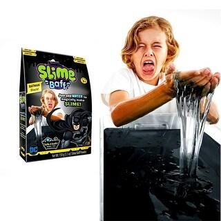 SLIME Gelli Baff - Batman Black, Bath time Fun, 150g. 5.3oz