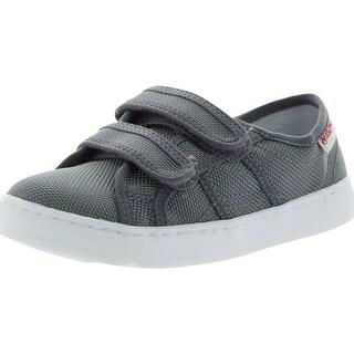 Naturino Boys 3654 Canvas Fashion Sneakers - Blue - 26 m eu / 9-9.5 m us toddler