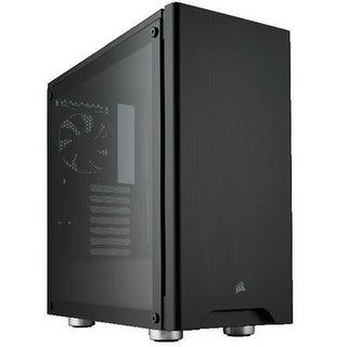 Corsair Carbide Series 275R Tempered Glass Mid-Tower Gaming Case Black Cc-9011132-Ww