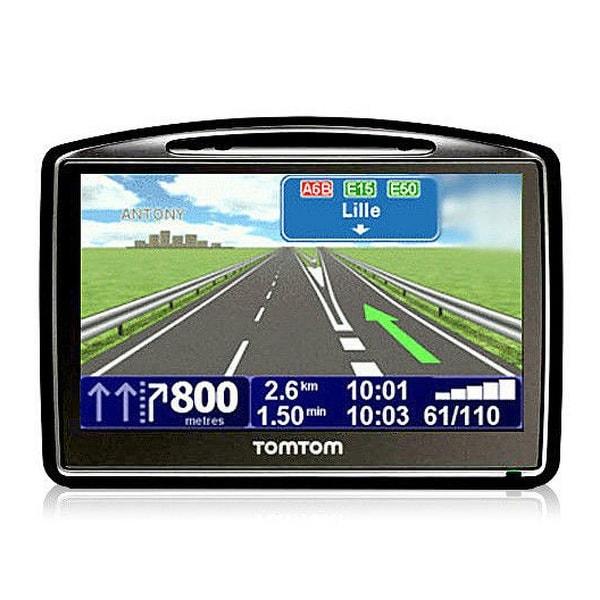 Shop Refurbished TomTom GO 910-EU 4.3-inch Wide LCD Touchscreen GPS