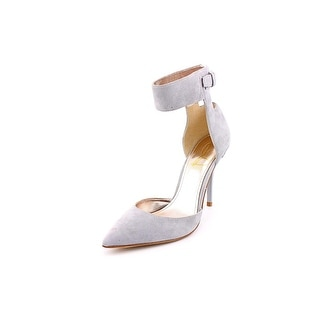 Joan & David Daarant Women Open Toe Suede Sandals