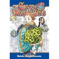 Seven Deadly Sins 4 - Yoshiki Tanaka