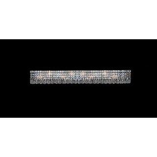 Worldwide Lighting W23533C48 Cascade 10 Light Bath Bar