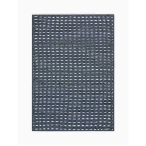Calvin Klein Seattle Cord Striped Contemporary Area Rug by Nourison