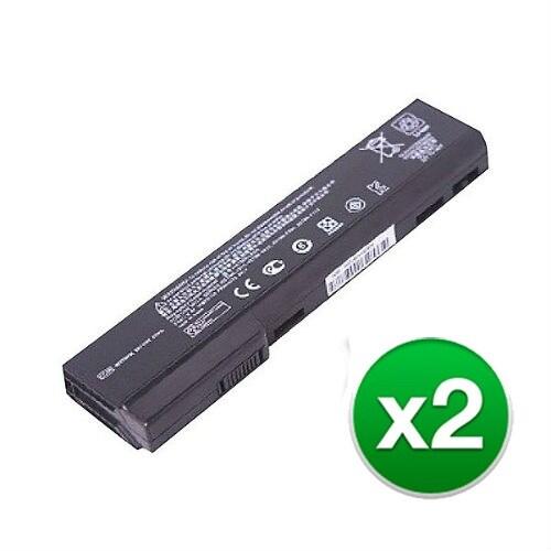 HP Notebook Battery 628670001 (2-Pack) Notebook Battery