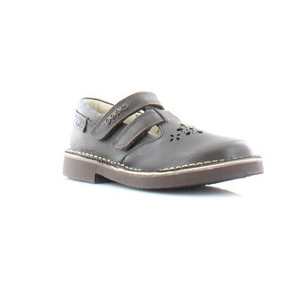 Clarks Star Beam T Girls Flats Brown