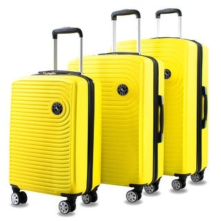 Link to Spiral 3-Piece Expandable Spinner Luggage Set Similar Items in Luggage Sets
