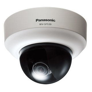 Refurbished Panasonic WV-SF539 Indoor Fixed Dome IP Camera