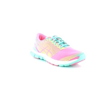 Asics GEL-Lyte 33 Women's Athletic Flash Pink/Lime/Green
