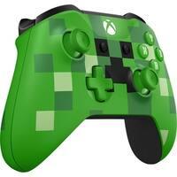 Microsoft Wl3-00056 Minecraft Creeper Xbox One Controller