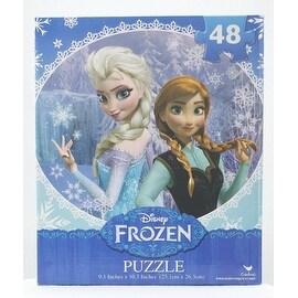 Disney Frozen Elsa Boxed Puzzle-48 pieces (1 box)