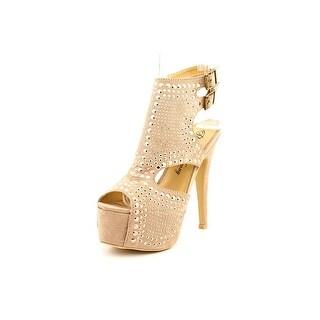 Penny Loves Kenny Jules Women Open Toe Synthetic Sandals