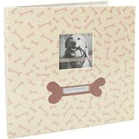 "Dog - Pet Post Bound Album 12""X12"""