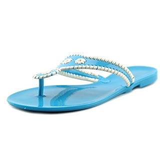 Bamboo Lolli-02 Women Open Toe Synthetic Thong Sandal