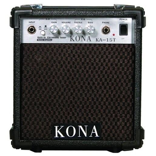 Kona 10 Watt Amplifier with Built-in Tuner and Overdrive