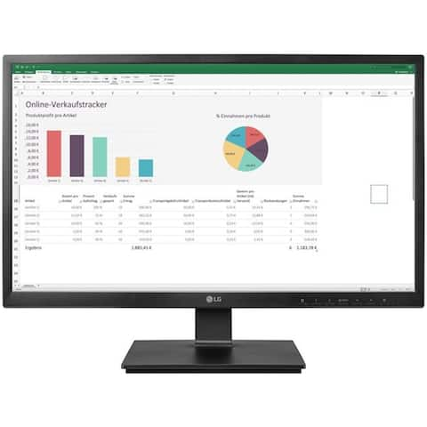 "LG 24CK550N-3A 24"" All-In-Ine Thin Client Monitor,Black(Certified Refurbished)"