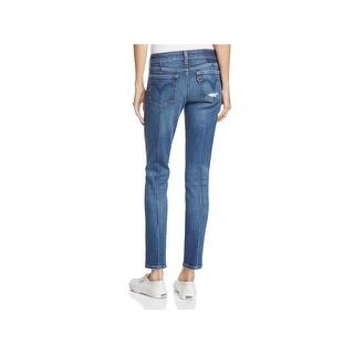 Levi's Womens Skinny Jeans Slim Hip Mid Rise