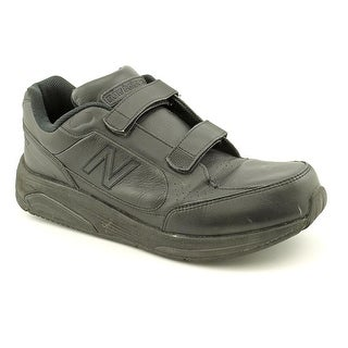 New Balance MW928 B Round Toe Leather Walking Shoe