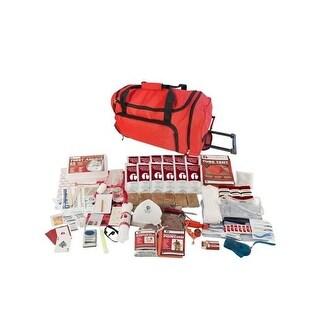 SKTK-RED Wheel Bag Elite Survival Kit in Wheel Bag, Red