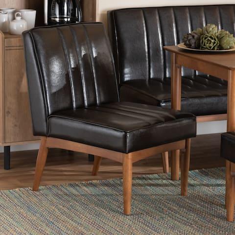Daymond Mid-Century Modern Dining Chair