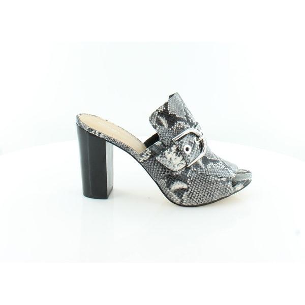 Michael Kors Cooper Mules Women's Heels Natural