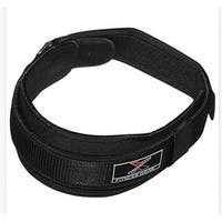 "Neoprene Weight Lifting Belt Back Support Gym Training 5"" Wide Black BT7"