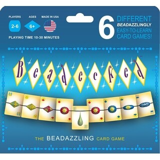 Beadecked - The Beadazzling Card Game