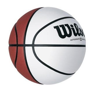 Wilson Autograph Basketball Boxed (Official Size 29.5 Inches)