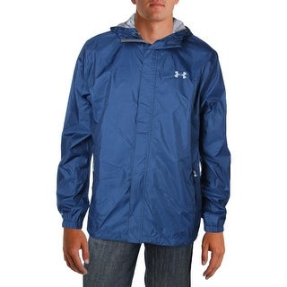 Under Armour Mens Bora Basic Jacket Waterproof Loose Fit