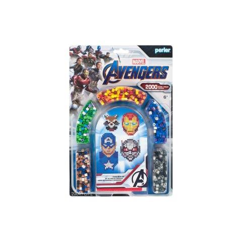 Perler Fused Bead Kit 2000pc Marvel Avengers - Medium