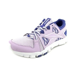 Reebok Your Flex Trainette RS 4.0 Round Toe Synthetic Sneakers