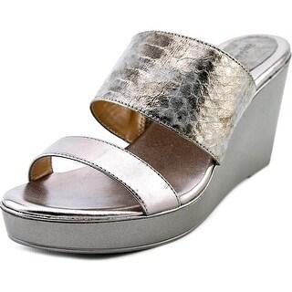 Style & Co Laineyy Women Open Toe Synthetic Wedge Sandal