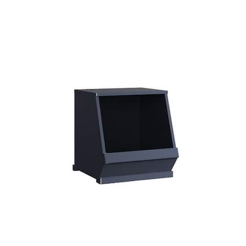 Riley Modular Stacking Storage Bins by iNSPIRE Q Junior