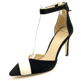 Via Spiga Iker Women Pointed Toe Leather Heels