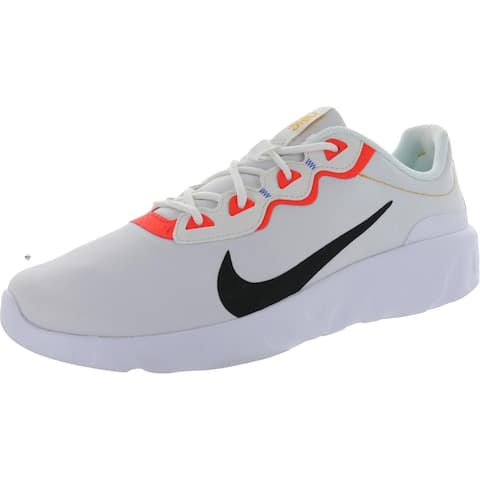 Nike Explore Strada Men's Woven Lightweight Low Top Athletic Lifestyle Sneakers