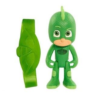 """PJ Masks Light Up 3"""" Figure: Gekko - multi"""