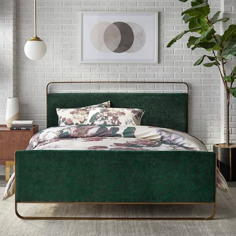 angelo:HOME Doreen Upholstered Queen Platform Bed