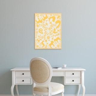 Easy Art Prints Chariklia Zarris's 'Spring Otomi I' Premium Canvas Art