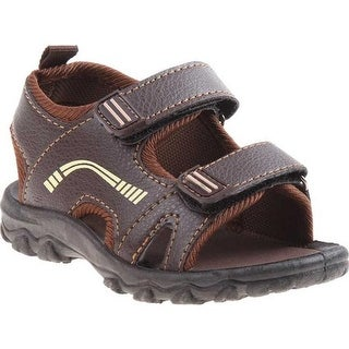 Josmo Boys' 79159M Sport Sandal Brown