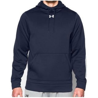 Under Armour Men's UA Storm Armour Fleece Team, Midnight Navy, Medium