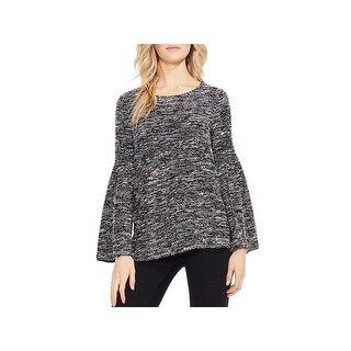 Vince Camuto Womens Pullover Sweater Knit Marled