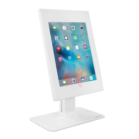 Mount-It! Large Secure iPad Pro Counter top Stand for iPad Pro 12.9 1st and 2nd