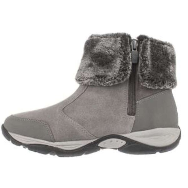 Easy Spirit Womens Elementa Closed Toe Ankle Cold Weather Boots